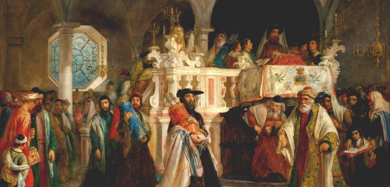 שלמה אלכסנדר - שמחת תורה